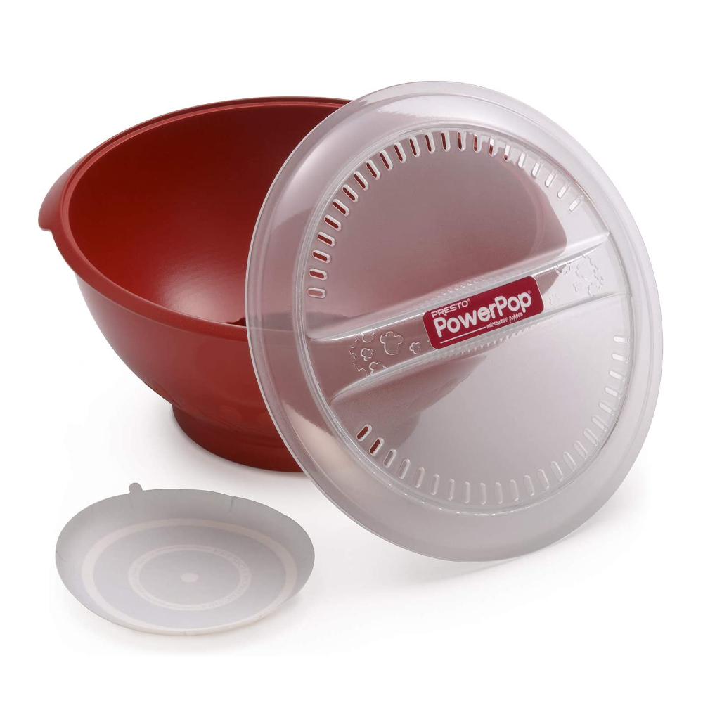 PowerPop Microwave Multi-Popper - Red