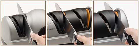 Professional EverSharp Electric Knife Sharpener - CLOSEOUT