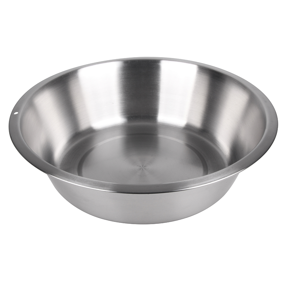 15 Qt Stainless Steel Flat Bottom Pan