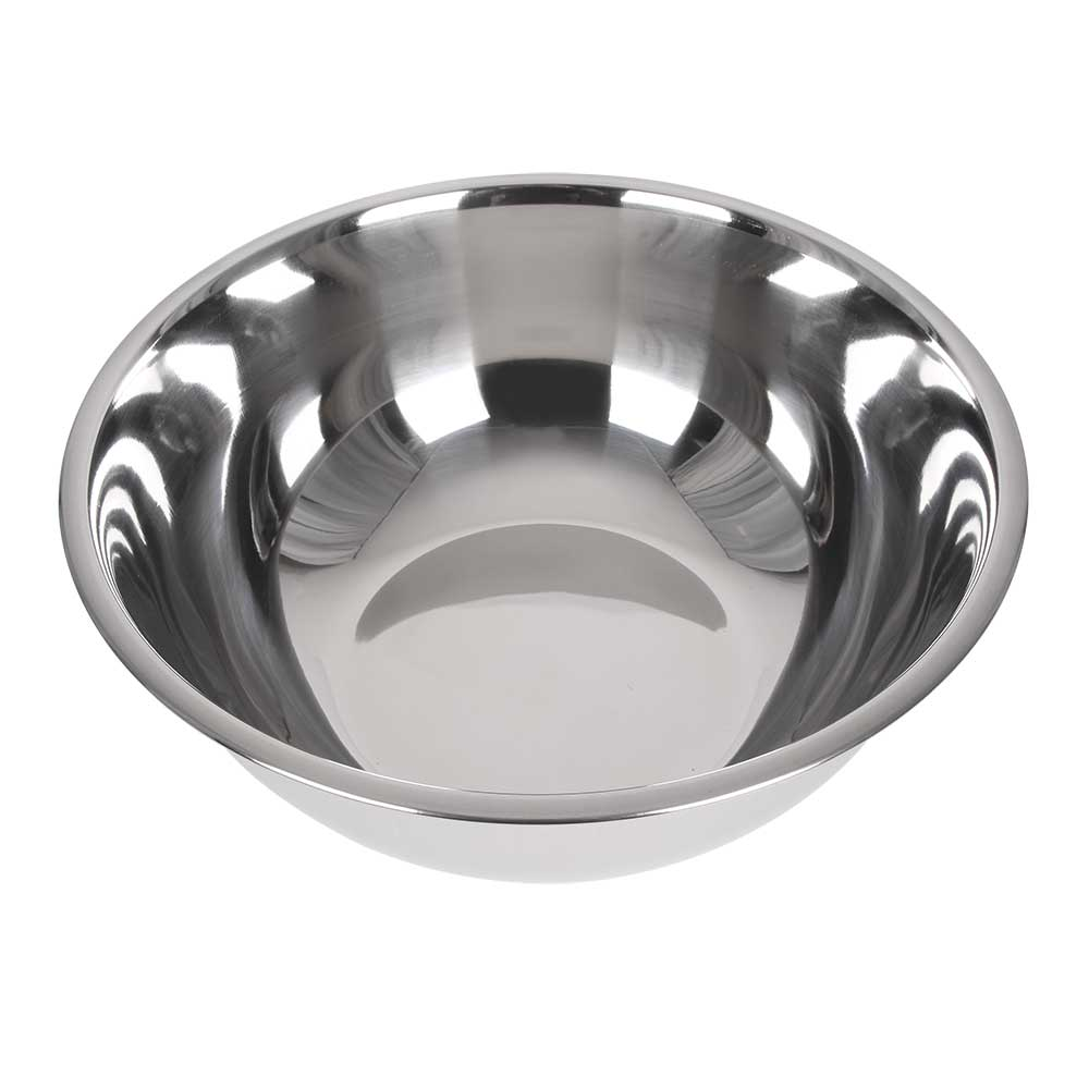 13-Qt Extra Heavy Stainless Steel Mixing Bowl