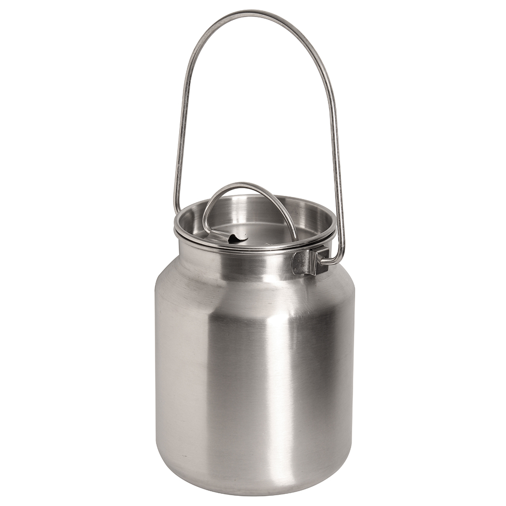 Stainless Steel Gallon Jug