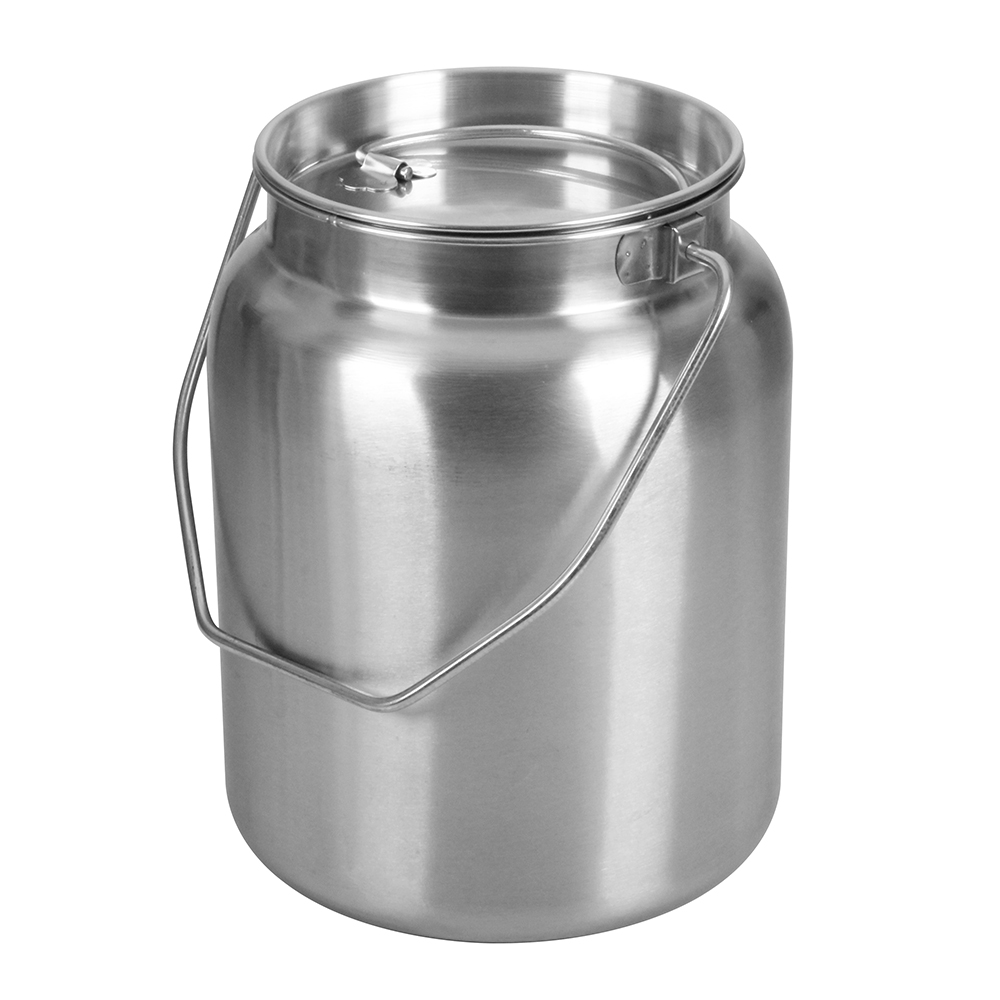 Stainless Steel 2 Gallon Jug