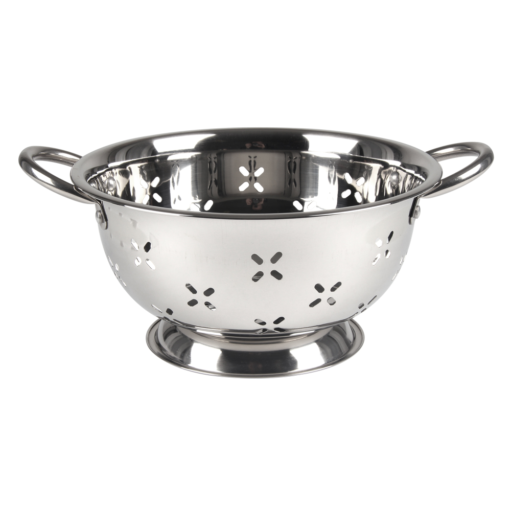 Stainless Steel 3 Qt Colander