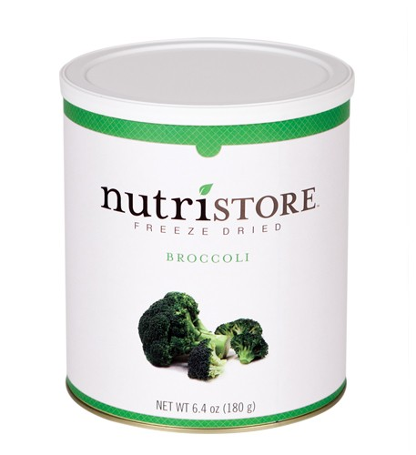 Broccoli - Freeze Dried - CLOSEOUT