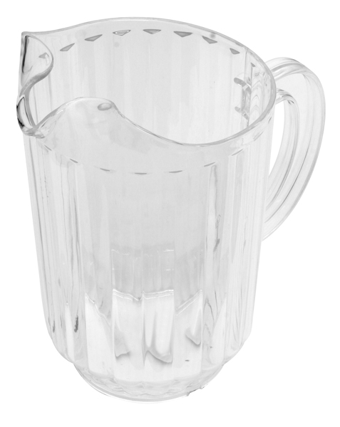 60 oz. Clear Plastic Pitcher