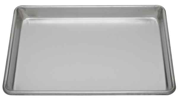 "Aluminum Sheet Pan Quarter Size 9""x13"""