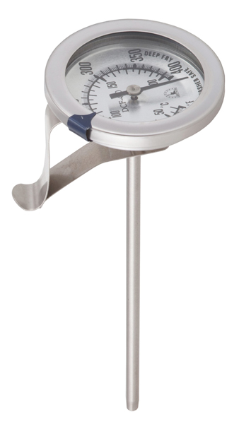 Deep Fry / Candy Thermometer 100º - 400º F