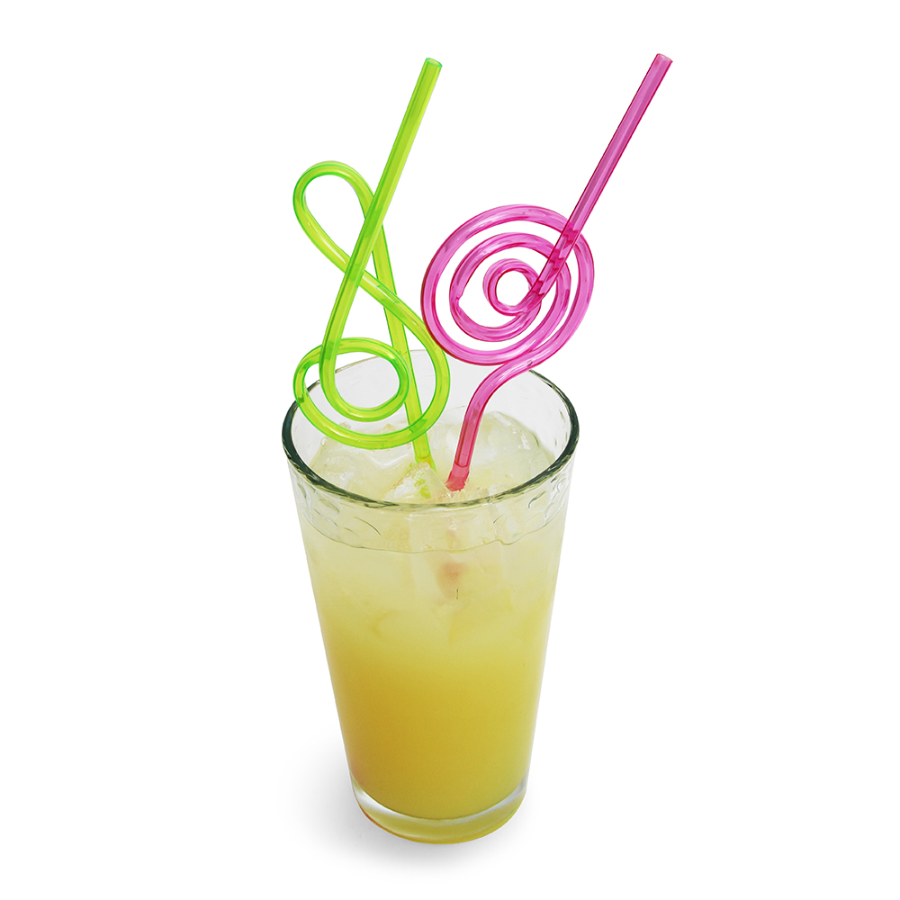 Curly Straws - DISCONTINUED