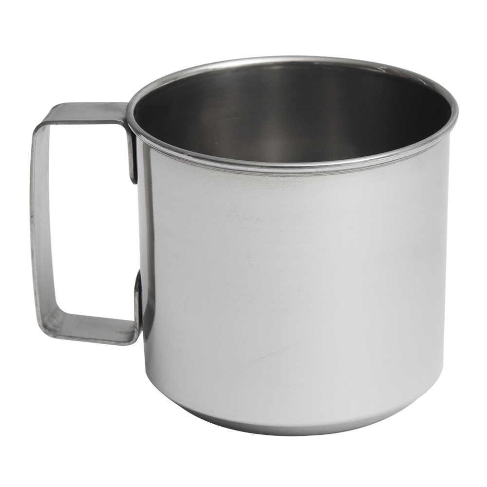 Stainless Steel Drinking Cup 12 oz