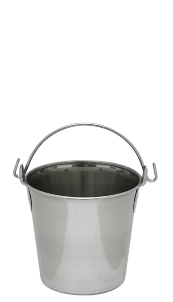 LINDY'S 2-qt Stainless Steel Pail