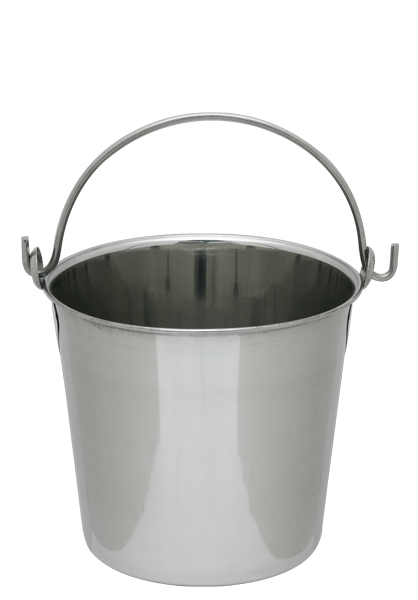 LINDY'S 6-qt Stainless Steel Pail