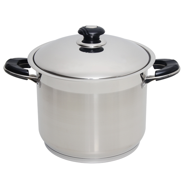 12 Quart Stainless Steel Stockpots